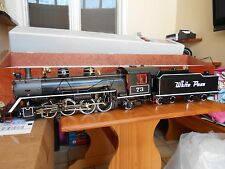 LGB 21832 WHITE PASS BRASS LOCOMOTIVE LIMITED PRODUCTION #099