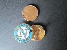 a14 NAPOLI FC club spilla football calcio soccer pins broches badge italia italy