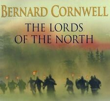 Bernard CORNWELL / LORDS of The NORTH *UNABRIDGED* read by Richard ARMITAGE ~