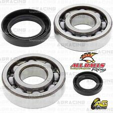 All Balls Crank Shaft Mains Bearings & Seals Kit For Honda CR 500R 1988 MotoX