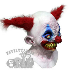 Popular Halloween 'Jingles The Creepy Clown' Horror Scary Evil Latex Party Mask