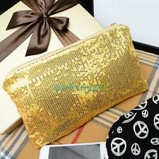 Women Clutch Purse Dazzling Sequins Glitter Sparkling Evening Bag Handbag