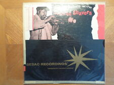 SESAC LP RECORD/CHARLIE SHAVERS/ SWING ALONG WITH/ VG VINYL/ RARE JAZZ