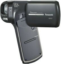 PANASONIC HX-DC1 CAMCORDER BOXED SD CARD HD DIGITAL HIGH DEFINITION & CARRY CASE