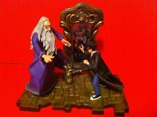 HARRY POTTER DUMBLEDORE FIGURE DISPLAY TOY MIRROR ERISED SCENE FIGURINE 2000