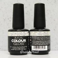 Artistic Nail Design Colour Gloss GLAMOROUS #03123 HOLIDAY 2013 UV Gel Polish