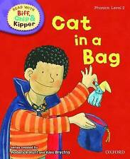 Oxford Reading Tree Read with Biff, Chip & Kipper 'Cat in a Bag' P/B Book Lvl 2