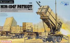 1/35 Dragon MIM-104F Patriot SAM System PAC-3 M901 Launching Station #3563