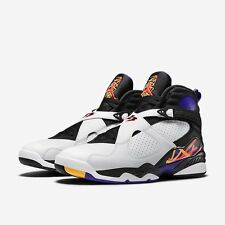 Nike Air Jordan 8 VIII Retro SZ 11 Three Peat 3Peat Infrared Concord 305381-142