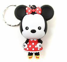 Disney Figural Keyring Series 1 MINNIE MOUSE KEYCHAIN Blind Bag NEW