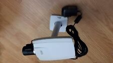 Axis 211 Network Camera with Stand and ps-k power Surveillance Security Used