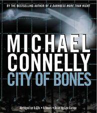 City of Bones by Michael Connelly (2014, CD, Unabridged)