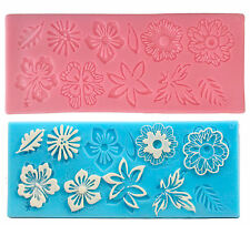 Silicone Cake Mold Decorating Lace Impression Mat Baking Tool