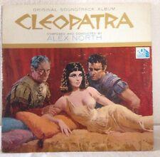 Cleopatra Original Soundtrack Album Vinyl LP