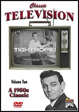 TIGHTROPE! -Vol.2 - Rare TV DVD Nostalgia Merchant