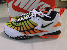 AUTHENTIC NEW NIKE AIR MAX 120  819858 100  MENS ATHLETIC SHOES SIZE 9.5 MULTIC