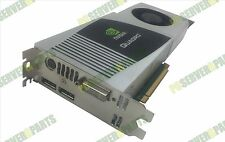 Genuine Dell NVIDIA Quadro FX 4800 1.5 GB PCI-E x16 Video Card 1G28H w/ War