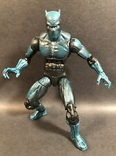 "2013 MARVEL LEGENDS ROCKET RACCOON BAF SERIES BLACK PANTHER 6"" FIGURE CIVIL WAR"