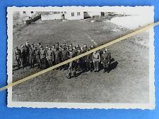 Foto Westfront Frankreich Deutsche Soldaten in Venoix bei Caen 1943