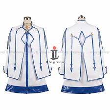 Tales of Symphonia Colette Brunel Uniform Cosplay Costume Cos Clothes Clothing