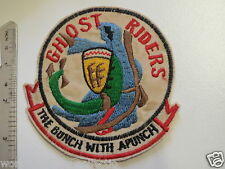 NAM PATCH L592; GHOST RIDERS , THE BUNCH WITH A PUNCH  ,  NAM WAR PATCH