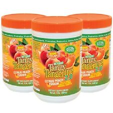 Beyond Tangy Tangerine 2.0 Citrus peach Fusion 480 g canister- 3 Pack