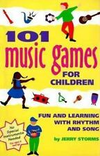 SmartFun Activity Bks.: 101 Music Games for Children : Fun and Learning with...