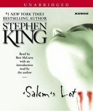 Stephen King Salem's Lot (Audio Book on 15 CDs) - Great condition