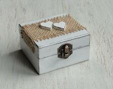 Wedding ring box. Personalized wooden ring bearers. Engagement ring box.