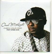 (994K) O'Neal McKnight, Check Your Coat - DJ CD