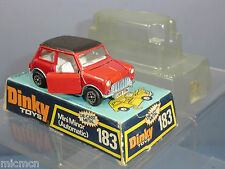 DINKY TOYS MODEL No.183 MINI MINOR  'AUTOMATIC'  VN MIB