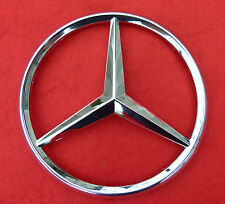Mercedes Benz Central Grill Emblem Front Grille Star Badge 1995-2006 BG81010