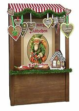 BYERS CHOICE Cries of London Vendor Accessory GINGERBREAD STALL MIB VHTF Retired