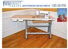 Sew Perfect Quilt Pro 2 Table