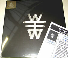 SAVAGES & BO NINGEN LP Words To The Blind New Vinyl 2014 + DOWNLOADS Promo Sht.