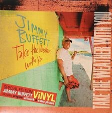 Jimmy Buffett - Take the Weather with You [New Vinyl]