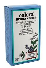 Colora Henna Creme Hair Color Chestnut, 2 oz