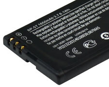 Standard Replacement for Nokia BP-5T Lumia 820, Arrow 825 Battery 1650mah