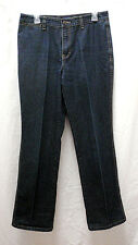 Juniors Tommy Hilfiger Jeans Luy-Luy Dark Wash Mid-Rise Straight Leg Size 11