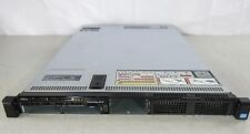 "Dell PowerEdge R620 2x 8 Core E5-2680 16GB 4x 2.5"" 10Gbe NIC P71JP H710 750W PSU"