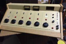 Arrakis 150 SCT-6S analog broadcast radio mixer Console w/Internal PSU 150sct