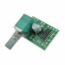 Imported PAM8403 5V 2 Channel USB Power Audio Amplifier Board 3Wx2W Volume new