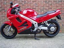 1996 (N) Honda VFR750 800cc Sport/Tourer Red