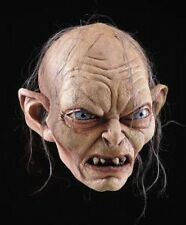 Gollum Mask Adult Halloween Costume TV & Movie Characters Mask