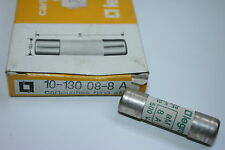 LEGRAND 130-08 8A aM MOTOR RATED FUSE 10 X 38 8A 500V (x1)             fbb22d