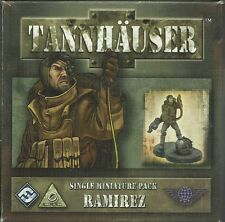 FANTASY FLIGHT GAMES FFG - TANNHAUSER RAMIREZ MINIATURE PACK (2008)