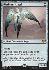 *MRM* ENG Platinum Angel(Ange de platine )  MTG From the vault