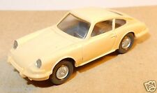 MICRO WIKING HO 1/87 PORSCHE 911 C COUPE MARRON CLAIR