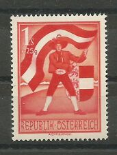 Österreich 1950 Kärntner Volksabstimmung 1 Schilling + 25 Groschen **