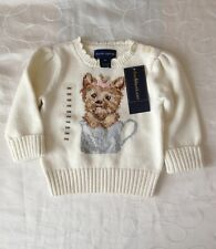 Polo Ralph Lauren Baby Girl's Jumper(6-9Months)